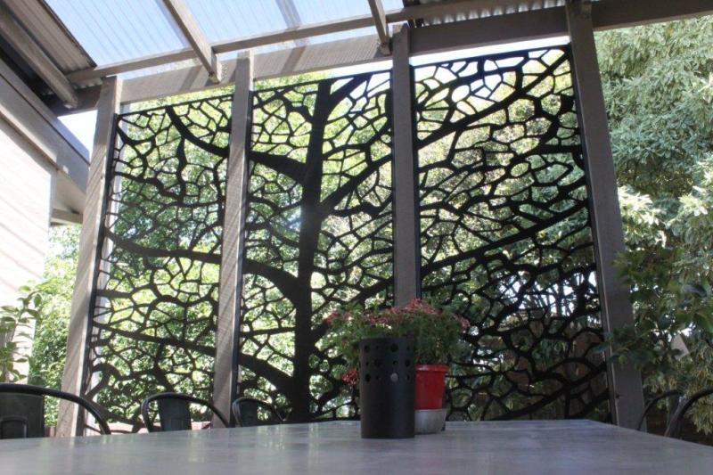 Garden And Privacy Screens Steelscape